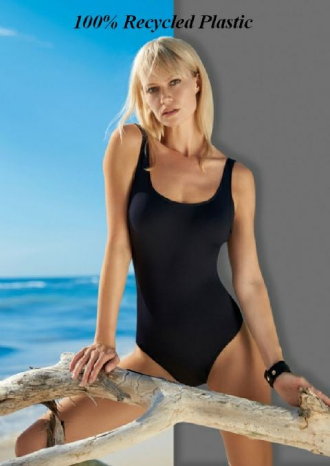"Sunflair - ""Colour up your Life"" Black bather"
